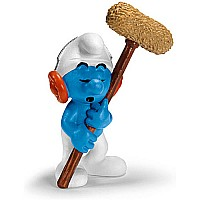 Sound Technician Smurf