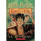 Harry Potter #4: and the Goblet of Fire Paperback
