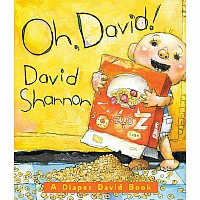Oh, David!: A Diaper David Book - David Shannon