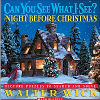 Can You See What I See? the Night Before Christmas