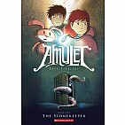 Amulet #1: The Stonekeeper Paperback