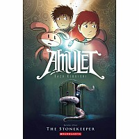 Amulet number 1: the Stonekeeper