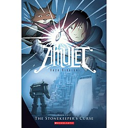 Amulet number 2: the Stonekeeper's Curse