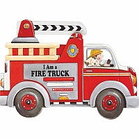 I Am a Fire Truck - Josephine Page