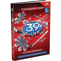 39 Clues, the number 3: the Sword Thief