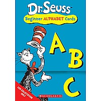 DR. Seuss Learning Cards: ABC