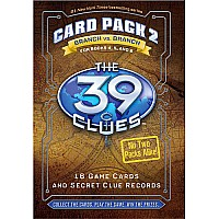39 Clues, the Card Pack 2