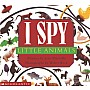 I Spy Little Animals Board Book