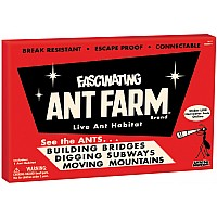 Uncle Milton Retro Ant Farm