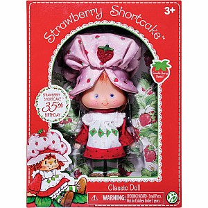 "6"" Retro Strawberry Short Cake Doll Assortment"
