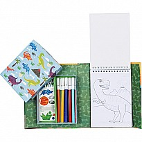 Dinosaur - Coloring Set