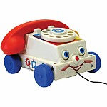 Fisher Price Chatter Phone Classic Toy