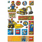 Lego Construction Stickers