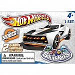 Hot Wheels Squinkies 2 Pk Foil