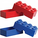 Lego Lunch Box 8 Ast
