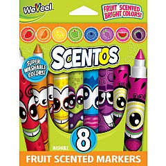 Markers - Scentos 8 Pack