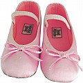 Pink Ballet Slippers- Large