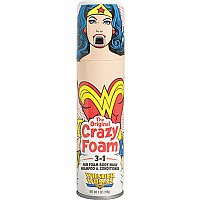 DC Original Wonder Woman Crazy Foam