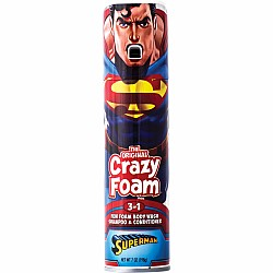 Justice League Superman Crazy Foam