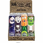 Monsters Crazy Foam Pdq