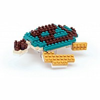 Nanoblock - Sea Turtle