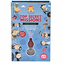 Top Secret Missions Set