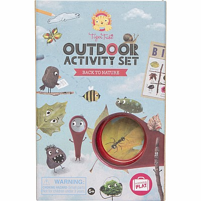 Back To Nature - Outdr Act Set
