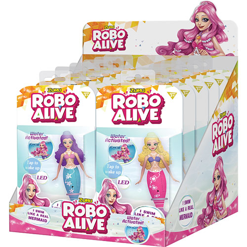 Mermaids Robo Alive Timeless Toys Chicago