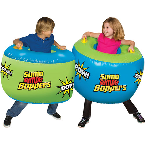 Socker Boppers Power Bag: Sumo Bumper Bopper