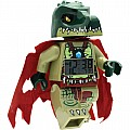LEGO Legends of Chima Cragger Minifugre Clock