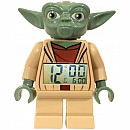 Lego Star Wars Yoda Clock