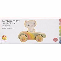 Cruisin Kitty - Rainbow Roller