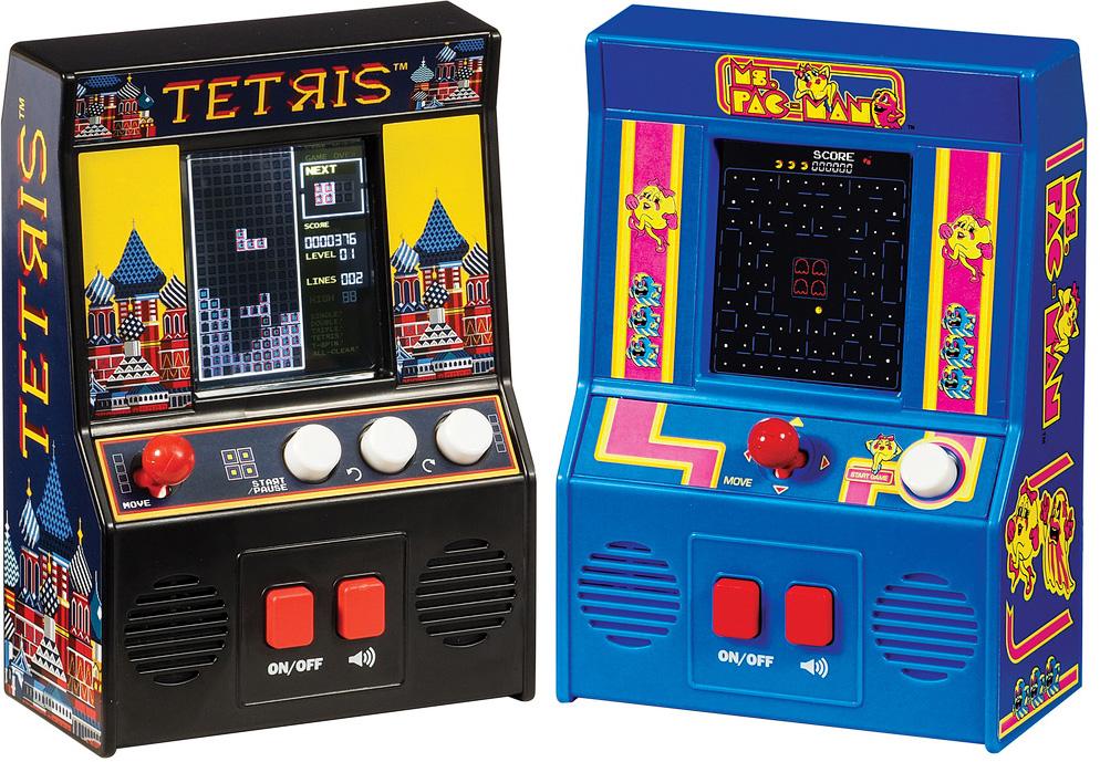 Tetris Mini Arcade Game - Timeless Toys Chicago