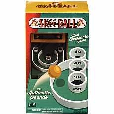 Retro Electronic Skeeball Game