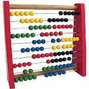 Abacus, Wooden