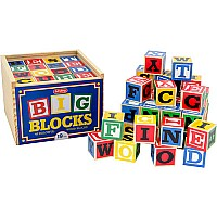 Big ABC Blocks