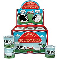 Animal Noise Maker, Tin