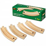 Brio Large Curved Tracks