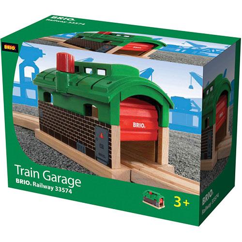 Train Garage - Toy Sense