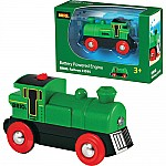 Brio Batt. Powered Engine
