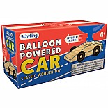 Ballon Powered Car