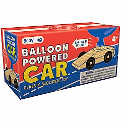 Balloon Powered Car