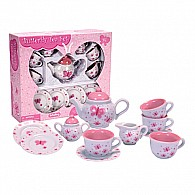 Butterfly Tea Set Box