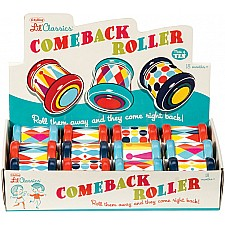 Come Back Roller Wheel