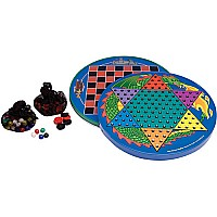 Chinese Checkers - tin
