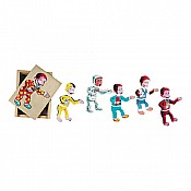 Curious George Mood Puzzle