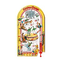 Curious George PIN Ball