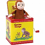 Curious George Jack in a Box.
