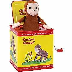 Curious George Jack Box