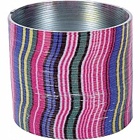 Colorful Metal Spring